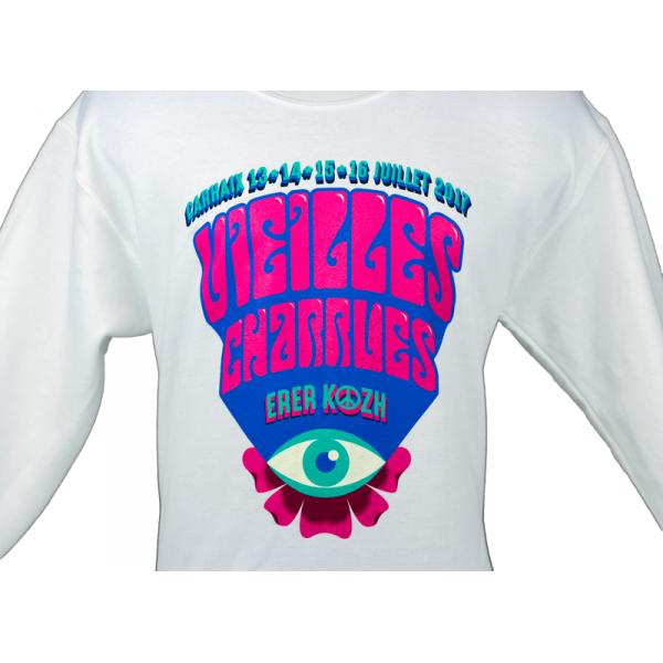 T-shirt logo VCNY2016